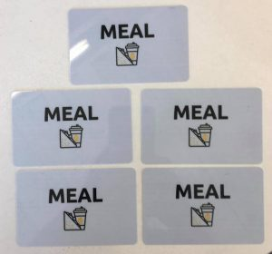 Pay It Forward Meal Vouchers